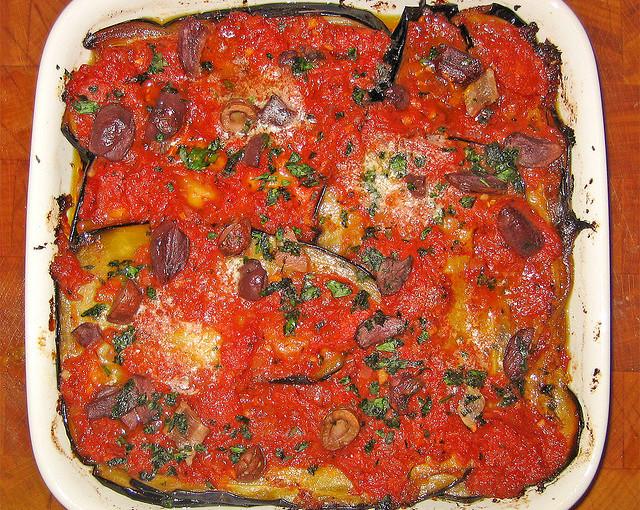 Potrawy Kuchni włoskiej i także krajowe mięso sezonowane